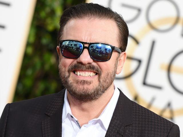 Ricky Gervais' Cruelest Golden Globe Jokes, Ranked