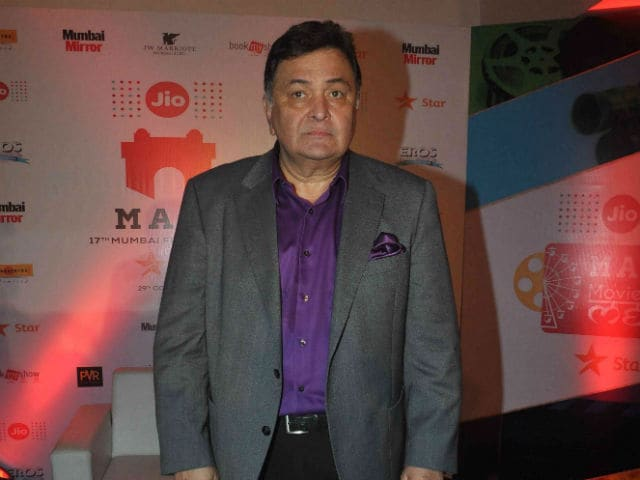 Rishi Kapoor's Look in Sanam Re. You Might Have to Look Twice