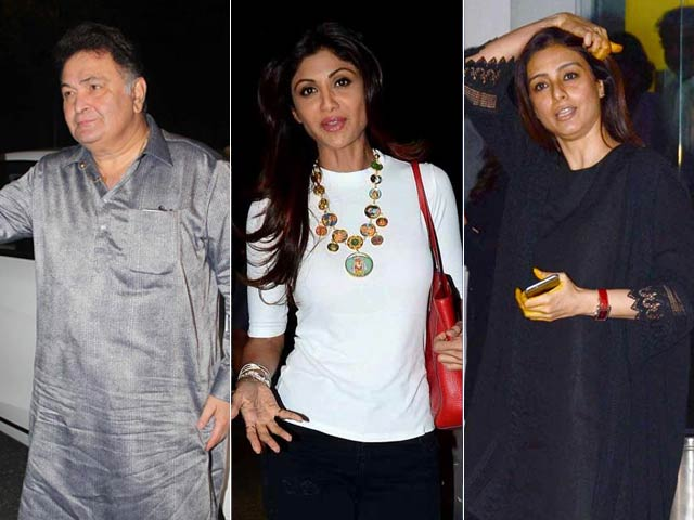 Rishi Kapoor Shares Pic With Young Shilpa, Tabu. See It to Believe It