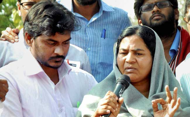Why Did PM Modi Not Speak For 5 Days? Asks Rohith Vemula's Father