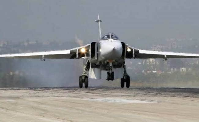 Few Russian Strikes In Syria Are Against ISIS, Says US Official