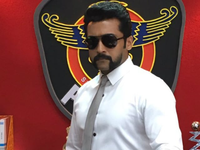 S 3 is the Title of Suriya's New Movie. Here Are the First Posters