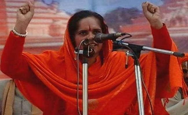 साध्वी प्राची ने कहा, राहुल गांधी को बहुमत नहीं मिलेगा, बहू तो दिलवा दो