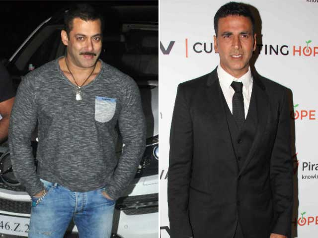 New Year Round Up: How Salman Khan, Akshay Kumar Celebrated