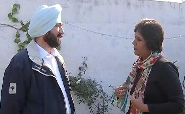 मैं धार्मिक जगह पर गया था, इसलिए मेरे पास गन नहीं थी : NDTV से एसपी सलविंदर सिंह