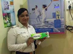 With A Sanitary Napkin Vending Machine, Thane Police Sets An Example