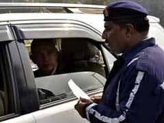 BJP Parliamentarian Caught Breaking Delhi's Odd-Even Rule