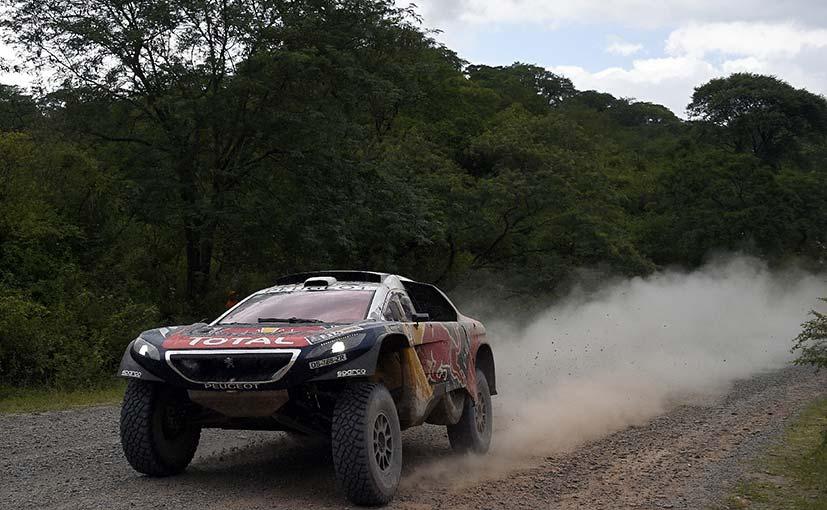 Dakar Rally: Sebastien Loeb Extends Lead After Stage 3