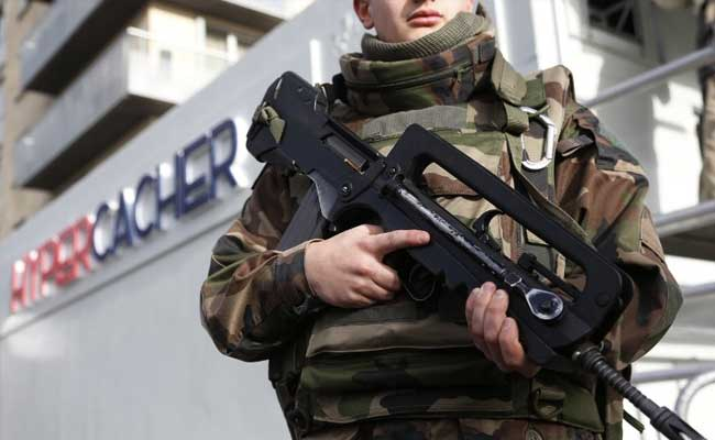 A Year After Attack, France's Jews Learn To Live Under Armed Guard