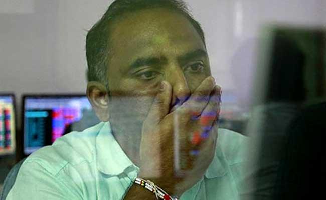 Sensex Falls For Third Day; Nifty Settles At 9,908