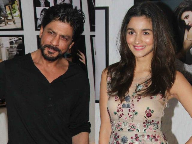 Shah Rukh and Alia Apart, Bollywood is Slowly Bridging the Age Gap