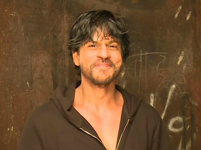 Shah Rukh Khan's Undone Shirt and More From Dabboo Ratnani's Calendar