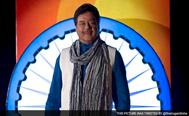 Will Win Even If I Contest As An Independent: Shatrughan Sinha