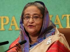 Pak Protest On War Crimes Trial Led To SAARC Boycott: Sheikh Hasina