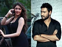 Sayyeshaa 'Feels Surreal' to be Ajay Devgn's Heroine in <I>Shivaay</i>
