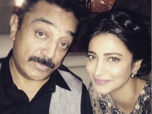 From Real to Reel: Shruti to Play Kamal Haasan's Daughter in Tamil Film