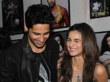 Alia Bhatt's 'Hot Date' With Sidharth Malhotra is This