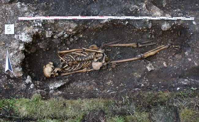 Mass Grave Discovered In Sri Lanka's Former War Zone