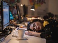 नींद न आने से परेशान महिलाओं को हो सकती है टाइप-2 डायबिटीज़