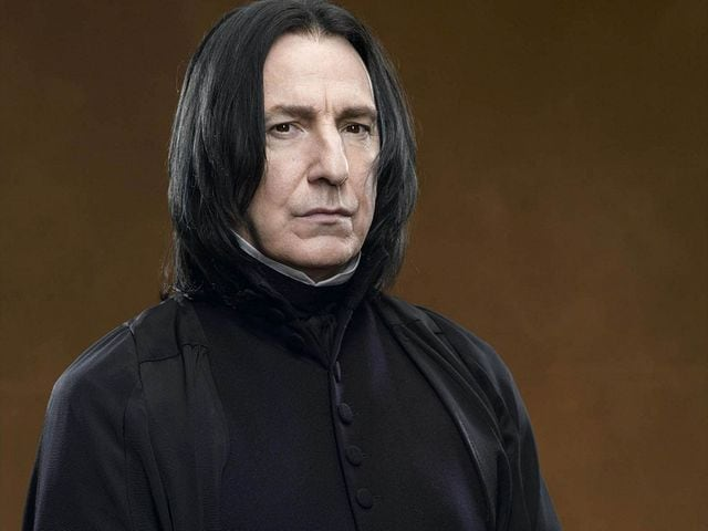 Alan Rickman, Harry Potter's Severus Snape, Dies at 69