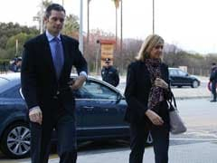 Spain's Princess Cristina In Mallorca Court On Tax Fraud Charges