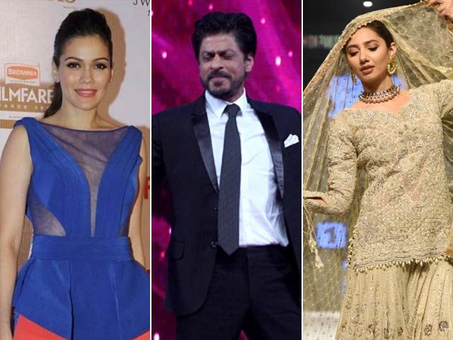 Move Over, Deepika, Anushka. Here Are Shah Rukh Khan's 2016 Heroines