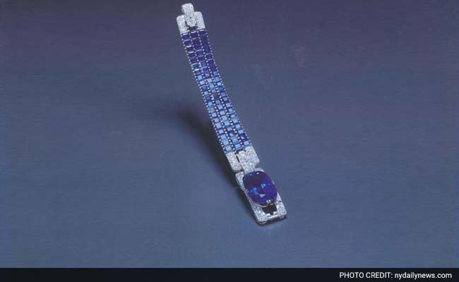 A Kashmir Sapphire Of Nearly 60 Carats Becomes International Mystery