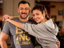 For Anushka Sharma, There is 'Nobody' Like Salman Khan