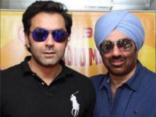 Bobby Has 'Faith' in Sunny Deol, Says <I>Ghayal Once Again</i> Will be 'Great'
