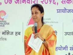 """Maa Saheb And Bala Saheb, Missing You..."": Supriya Sule Ahead Of Oath"