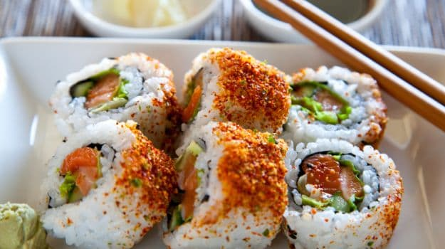 Sushi Trail: Top 9 Restaurants in New Delhi