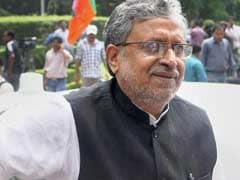 Nitish Kumar Did Not Use The Word <i>Neech</i>: Sushil Modi To Upendra Kushwaha