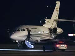 Plane Carrying Three US Prisoners Freed By Iran Has Landed In Geneva: US Official