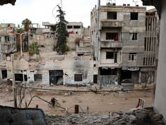 Syria 'Starvation Towns' Won't Get Aid Before Monday: Red Cross