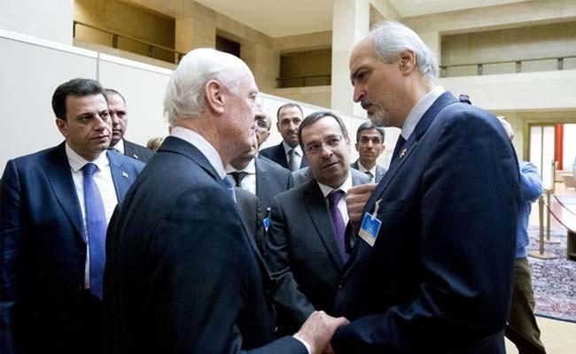 UN Mediator Targets Fresh Syria Talks For July 10