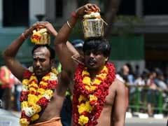 Hindus In Singapore Celebrate Colourful Tamil Festival