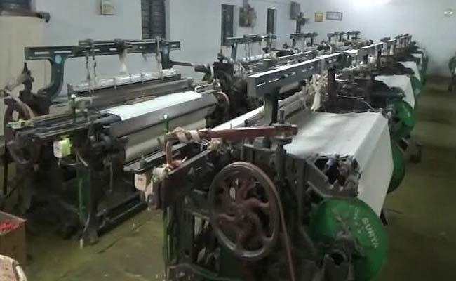 33,000 Power Loom Units On Strike In Tamil Nadu