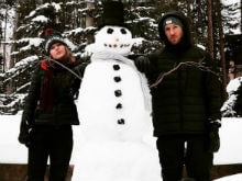 Taylor Swift, Calvin Harris 'Absolutely Not Living Together'
