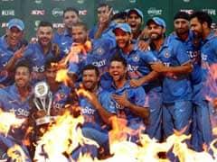 टी-20 वर्ल्ड कप से पहले टीम इंडिया के नंबर वन बनने का फ़ायदा
