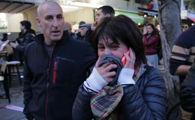 Police Hunt For Gunman After Deadly Tel Aviv Pub Attack