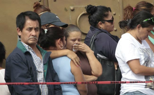 Drug Gang Suspected In Mexico Mayor's Slaying