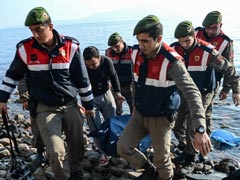 At Least 37 Dead, Including Children, As Migrant Boat Sinks Off Turkey