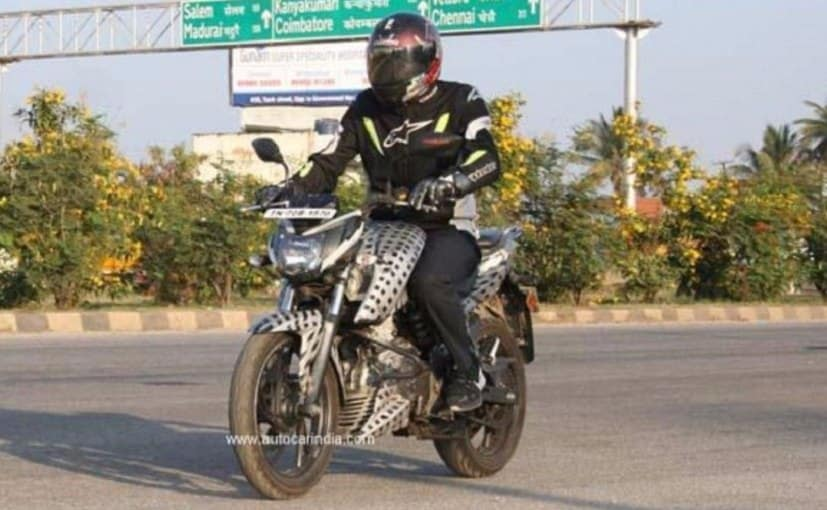 TVS Apache RTR 200 May Get Two Variants; Launch on January 20
