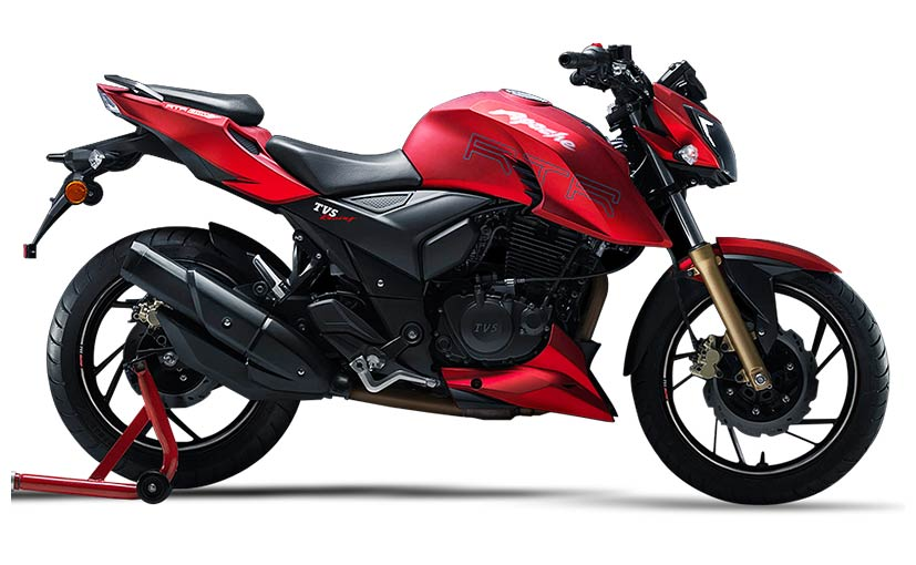 Tvs Apache Rtr 200 4v Specifications Leaked Ahead Of