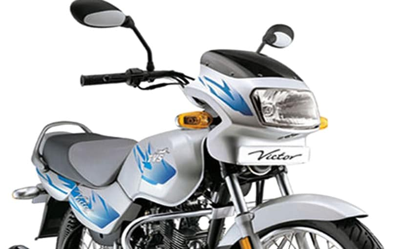TVS Victor to Be Re-Launched on January 20