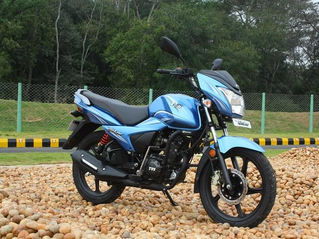 2016 Tvs Victor Launched In Delhi Prices Start At Rs 49 490