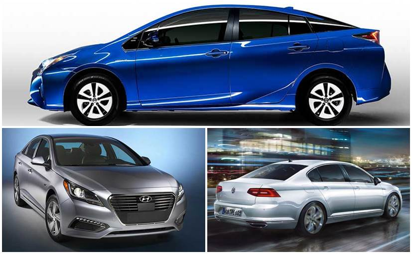 Amazing Top 4 Upcoming Hybrid Sedans In India