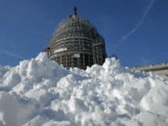 Millions Brace For Massive US Snow Storm