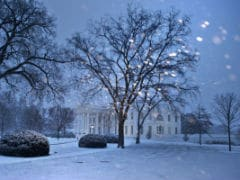 Washington Shuttered As 'Life-Threatening' Storm Moves In
