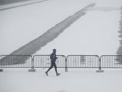 पूर्वी अमेरिका में बर्फीले तूफान में 29 मरे